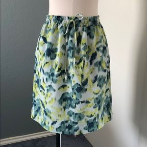 Abstract design skirt